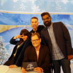 Alan Carr's 12 Stars of Christmas with Davina McCall, Nick Grimshaw and Romesh Ranganathan