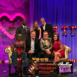 Alan Carr Chatty Man with Anthony Mackie, Elizabeth Olsen, Paul Bethany, Laura Mvula, Piers Morgan and Susanna Reid