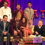 Chatty Man guests