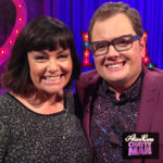 Alan Carr and Dawn French on Chatty Man