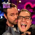 Danny Dyer and Alan Carr