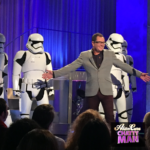 Alan Carr Chatty Man, and Star Wars' stormtrooprs