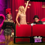 Alesha Dixon and Amanda Holden on Alan Carr Chatty Man