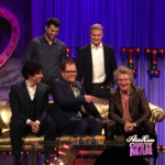 Alan Carr Chatty Man with Rod Stewart, Stephen Mangan, David Coulthard and Steve Jones