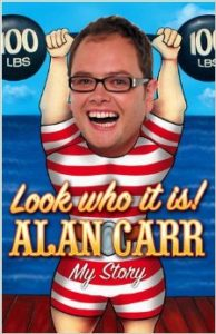 Alan Carr biography: Look Who It Is!