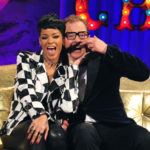 Rihanna and Alan Carr on Chatty Man