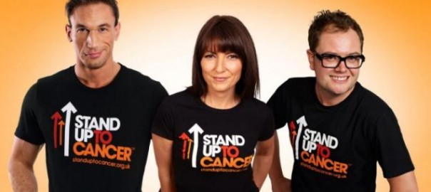 Stand Up To Cancer, Channel 4