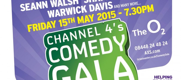 Channel 4 Comedy Gala 2015
