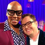 Alan Carr and Ru Paul on Alan Carr: Chatty Man