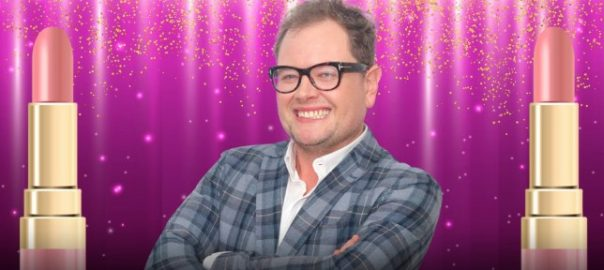 Alan Carr on RuPaul's Drag Race UK